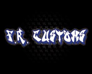 Logo F.R Customs