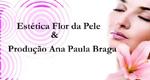 Logo Estética Flor da Pele & Produção Ana Paula Braga