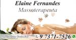 Logo Elaine Fernandes Fisioterapeuta/Massoterapeuta