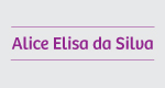 Alice Elisa Da Silva