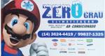 Logo Zero Grau Refrigeração e Climatização