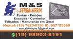 M&S Serralheria