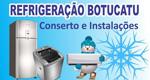 Logo Refrigeração Botucatu