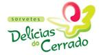 Logo Sorvetes Delícia do Cerrado