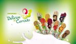 Logo Sorveteria Frutos do Cerrado