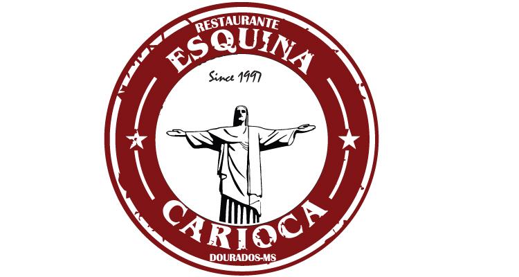 Logo Esquina Carioca Self-Service & Marmitex