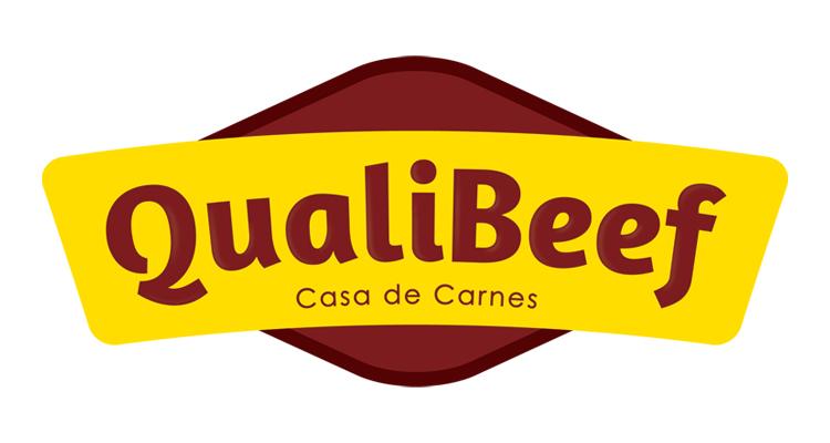Logo QualiBeef Casa de Carnes