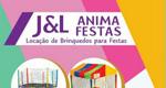 Logo J&L Anima Festas
