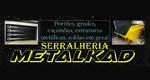 Logo Metalkad Serralheria