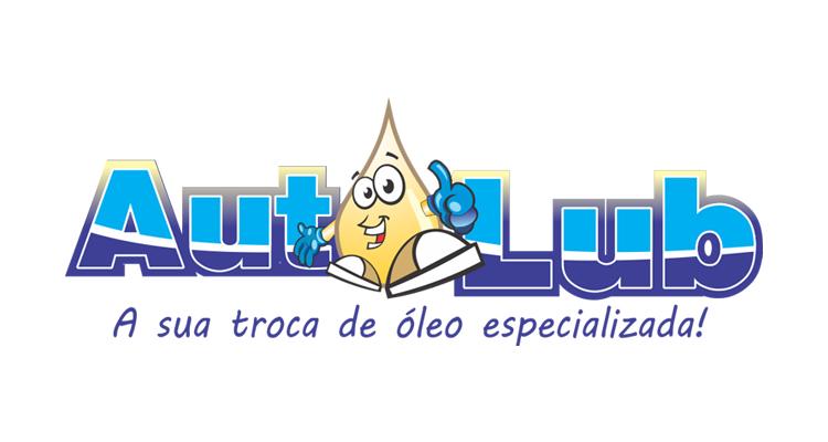 Logo AutoLub Troca de Óleo