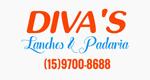 Logo Diva's Lanche e Café