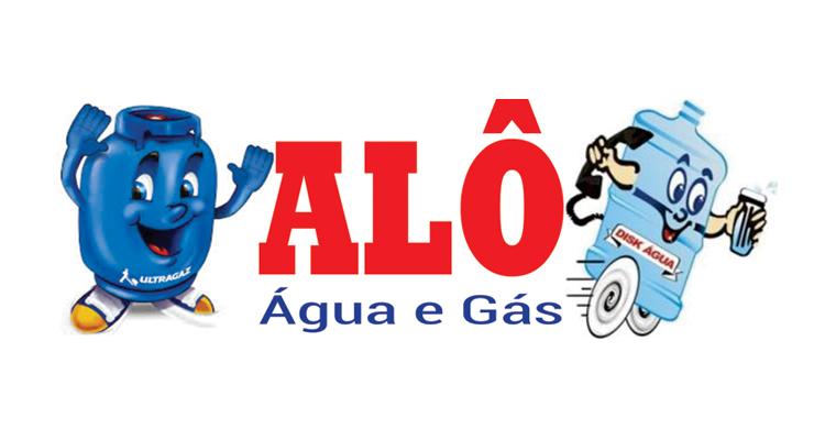 Logo Alô Água e Gás