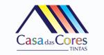 Logo Casa das Cores Tintas