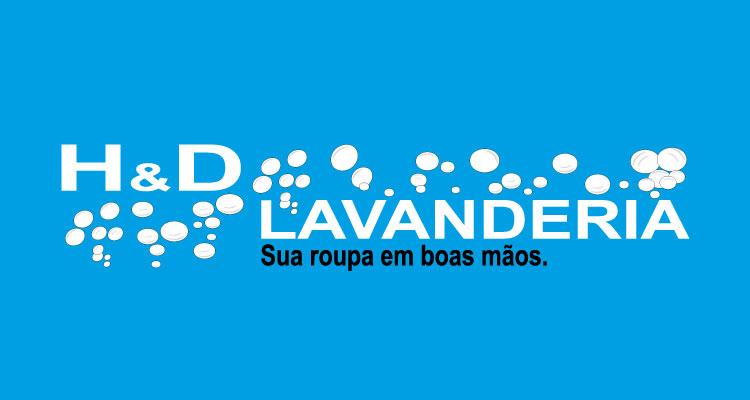 Logo H & D Lavanderia