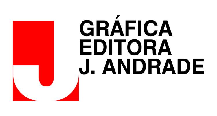 Logo Gráfica Editora J Andrade