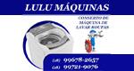 Logo Lulu Máquinas