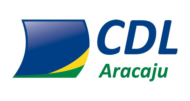 Logo CDL - Câmara dos Dirigentes Lojistas de Aracaju