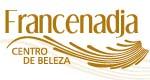 Logo  Francenadja Centro de Beleza