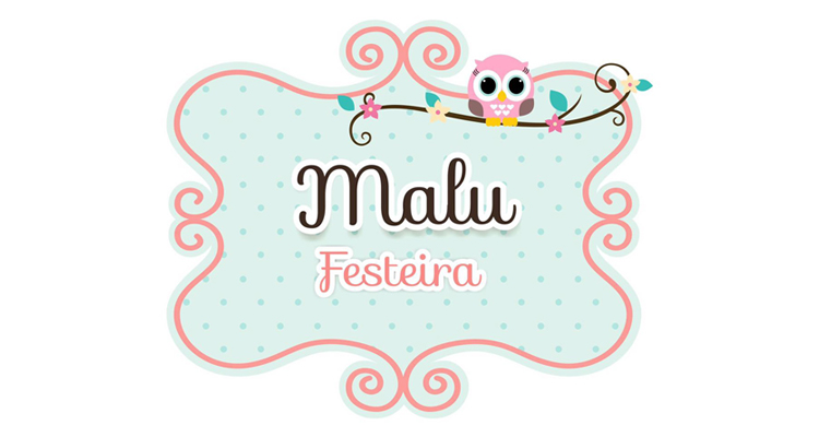 Logo Malu Festeira