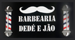 Logo Barbearia Dedé & Jão - Unidade Jundiaí Mirim