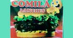 Logo Comilão Lanches