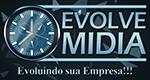 Logo Evolve Mídia