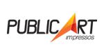 Logo Publicart Impressos