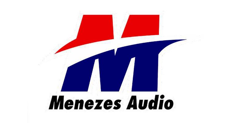 Logo Menezes Áudio & Eventos