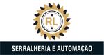 Logo RL Serralheria e Automação