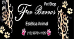 Logo Fer Barros Estética Animal