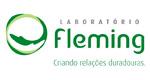 Logo Laboratório Fleming