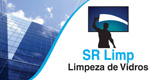 Logo SR Limp Limpeza de Vidros