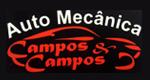 Logo Auto Mecânica Campos e Campos