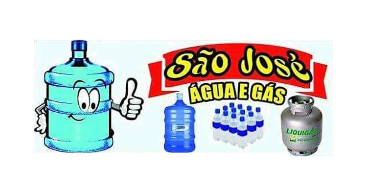 Logo São José - Água e Gás
