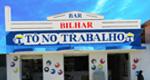 Logo Bar Bilhar Tô no Trabalho (Bar do Free - Freegerinho)