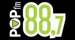 Logo Rádio Pop FM
