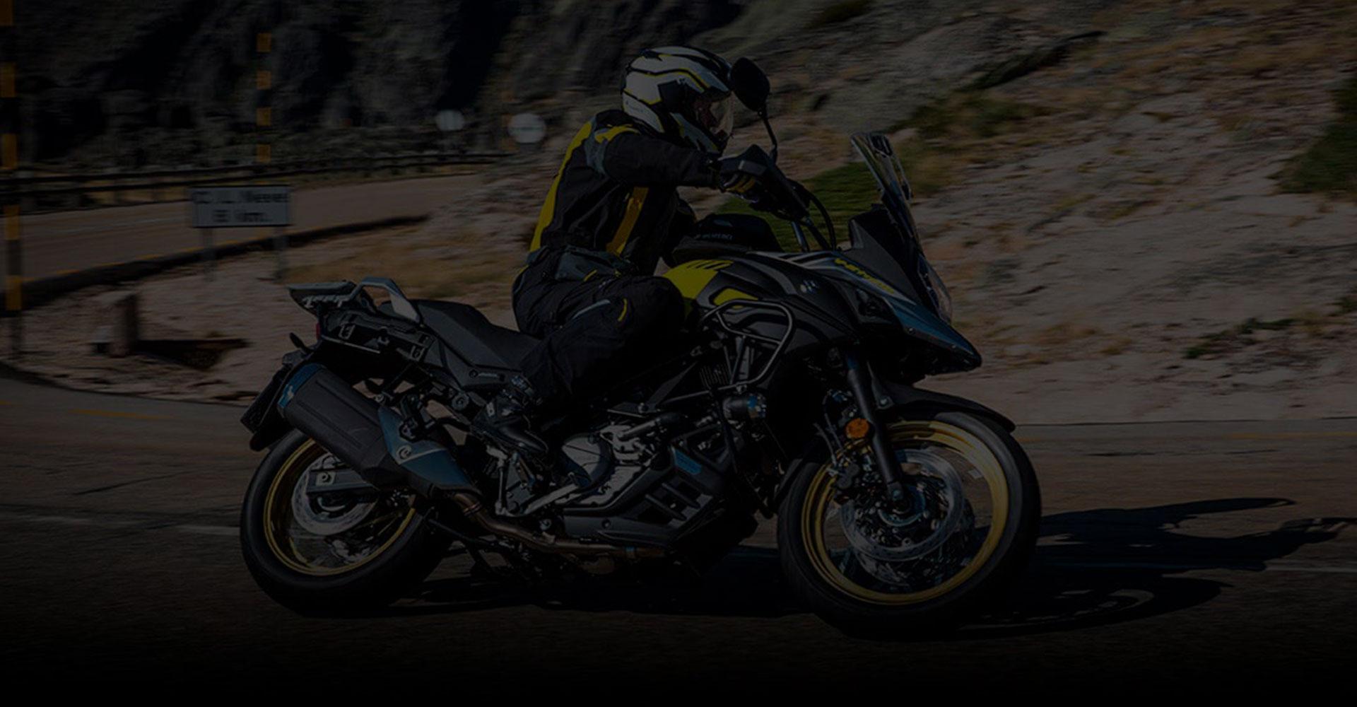 Moto e Cia oferece para Aracaju diversos modelos de motos da Suzuki.