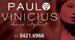 Logo Paulo Vinicius Hair Stylist