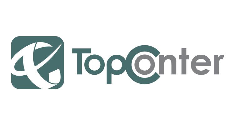 Logo TopConter Assessoria e Consultoria Contábil