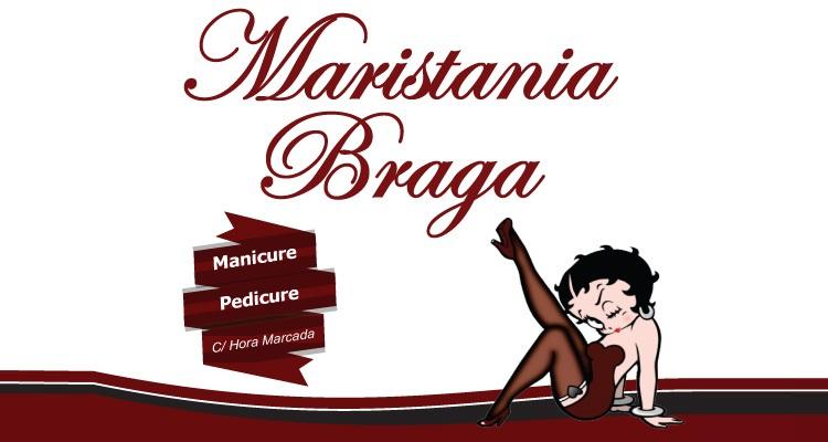 Logo Maristania Braga Manicure