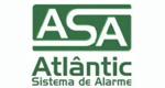 Logo Atlântic Sistema de Alarme