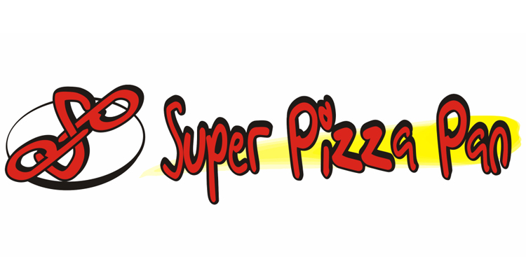 Logo Super Pizza Pan
