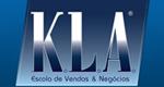 Logo Escola de Vendas - K.L.A.