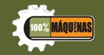 Logo 100% Máquinas