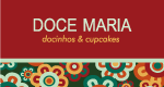 Logo Doce Maria - Docinhos & Cupcakes
