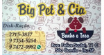 Logo Big Pet e Cia