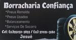 Logo Borracharia Confiança