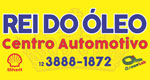 Logo Centro Automotivo Rei do Óleo