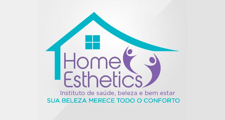 Logo Home Esthetics Brasil