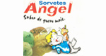 Logo Sorvetes Angel